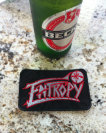 Entropy Logo Patch