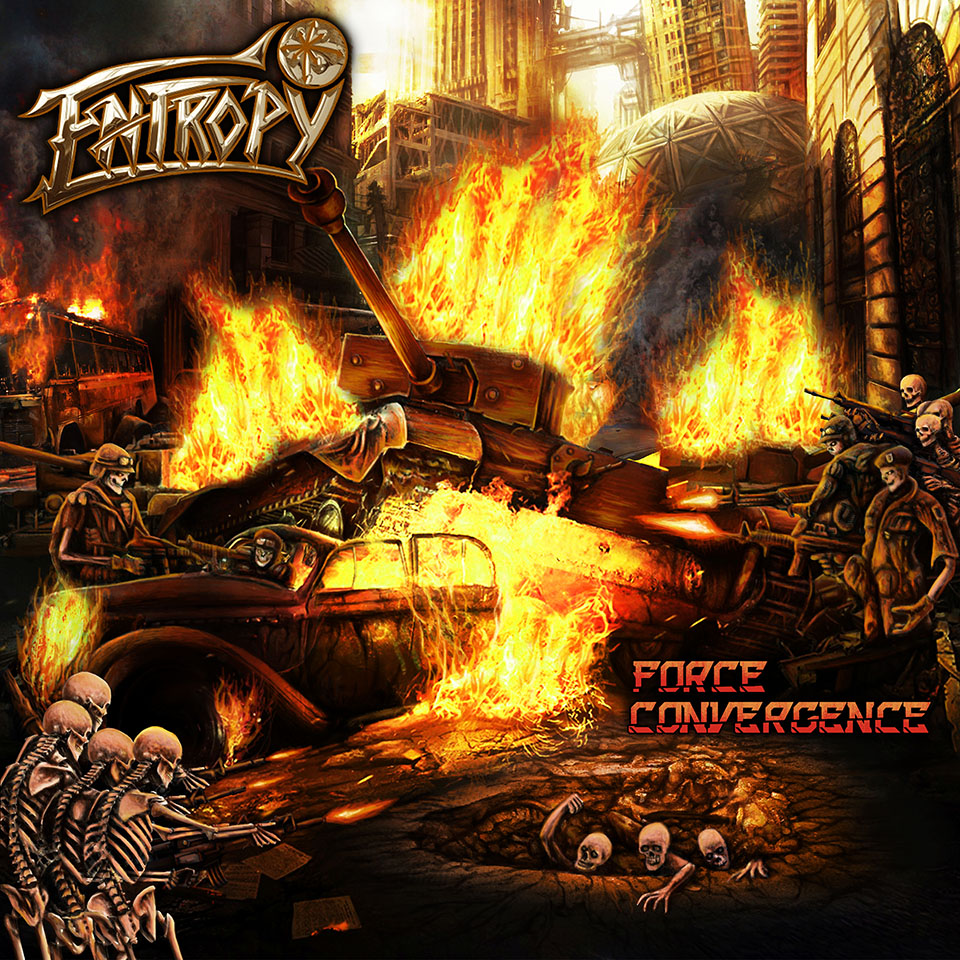 Force Convergence CD (2020)