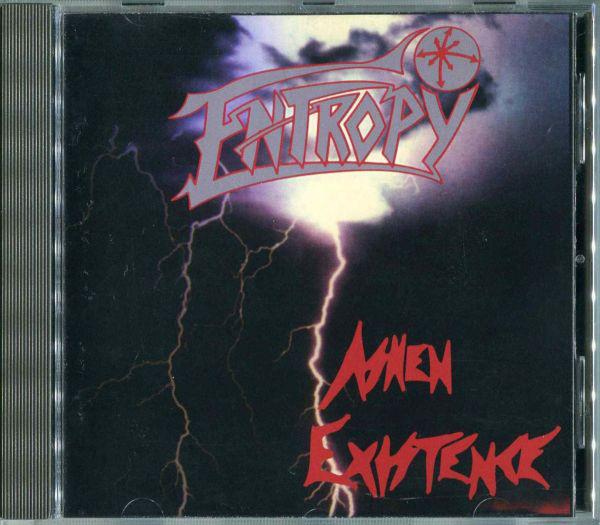 Ashen Existence CD (1992)